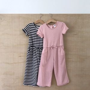 Bundle Old Navy French Terry Wide Leg Romper